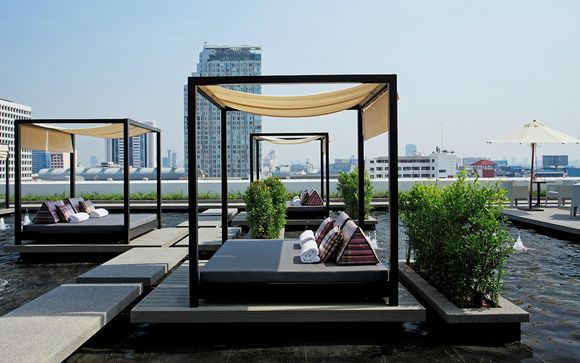 Centara Watergate Pavillion Hotel Bangkok 4*