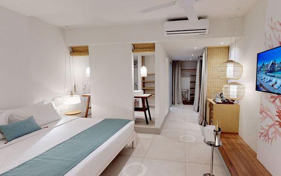 Votre extension à l'hôtel Preskil Island Resort 4*