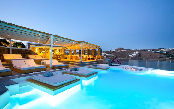 Hôtel Dreambox Mykonos Suites 4*