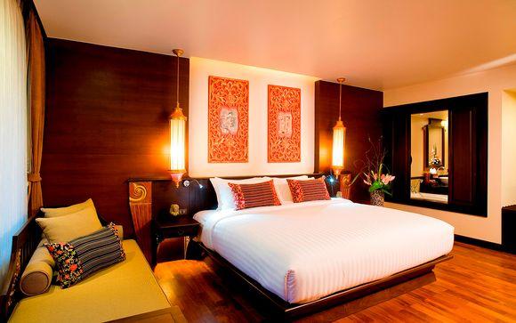 Poussez les portes de l'hôtel Siripanna Villa Resort & Spa 4* à Chiang Mai