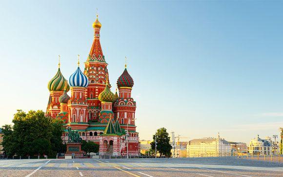 Hôtel Azimut Olympic Moscou 4*