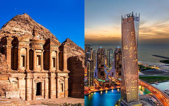 Découverte de la Jordanie avec ou sans extension à Dubaï