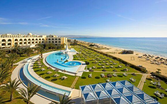Tunisie Hammamet - Hôtel Iberostar Averroes 4* à partir de 93,00 ?