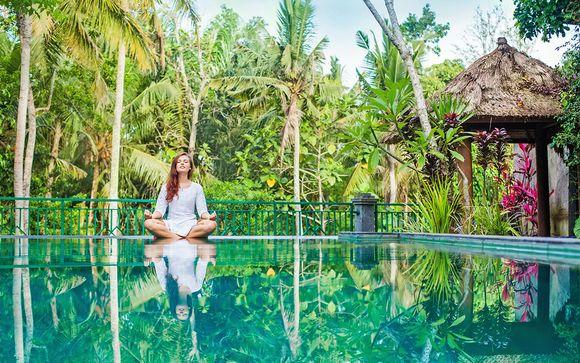 Combiné 5* Desa Visesa Ubud et The Mulia Resort Nusa Dua