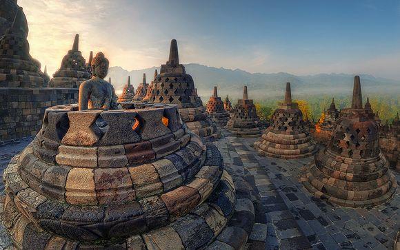 Circuit privatif de Java à Bali - 13 jours/12 nuits