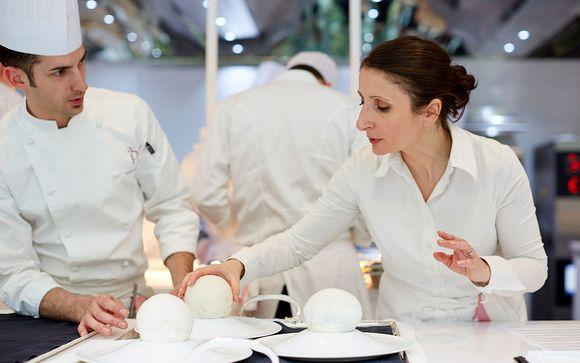 Rencontre avec la Chef et sa cuisine