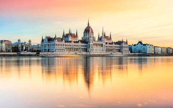 Hôtel Belvedere Budapest 4*