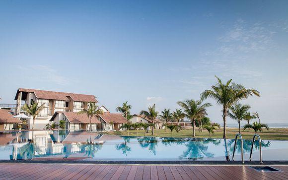 Votre extension balnéaire à l'hôtel Calm Resort & Spa