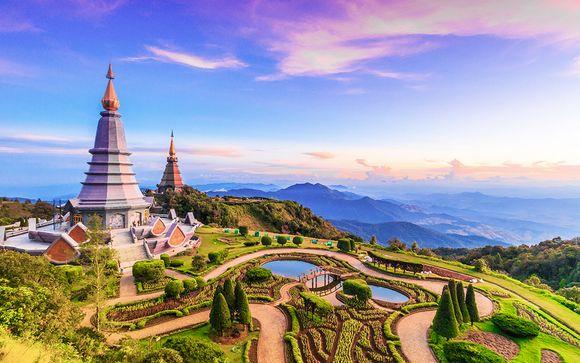 Combiné Away Chiang Mai Thapae Resort 4* et Metadee Resort & Villas Phuket 5*