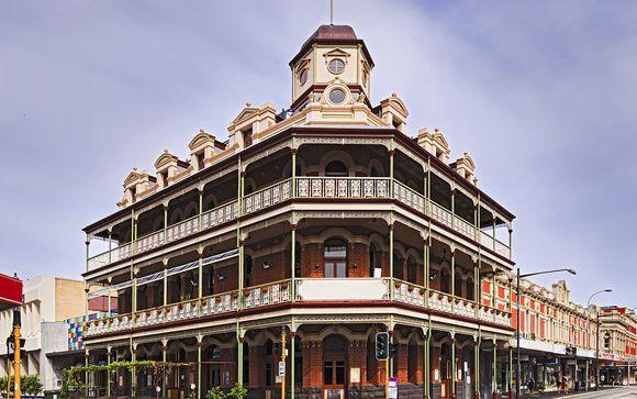 Mettez une option sur l'évasion à Fremantle