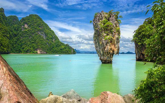 Rendez-vous... à Phuket et Khao Lak