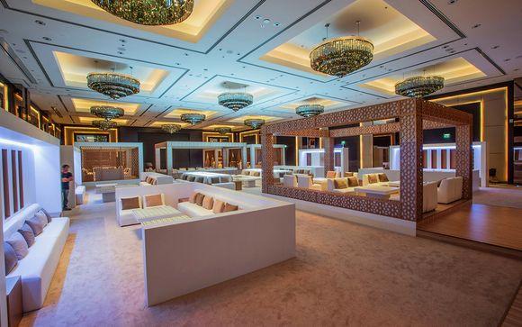 Votre extension à l'hôtel Hôtel JW Marriott Marquis 5* (offre 2 uniquement)