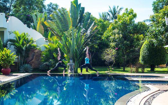 Poussez les portes de l'hôtel Navutu Dreams 5* à Siem Reap