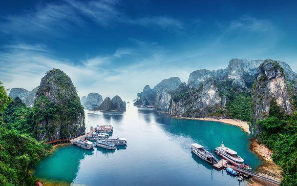 Circuit Nord du Vietnam en liberté et extension possible au Cambodge