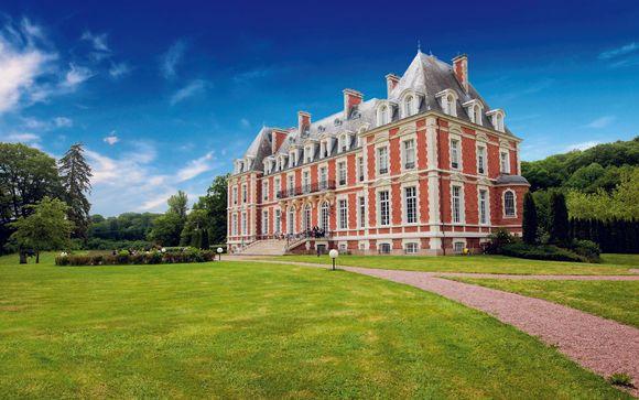 Poussez les portes du Château de la Cazine 4*