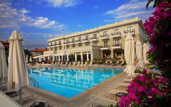 Poussez les portes de votre Hôtel Danai & Spa 4*