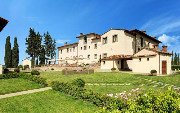 Poussez les portes de la Villa Le Calvane 5*