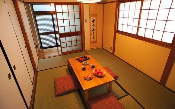 Pour votre confort durant le circuit au Japon