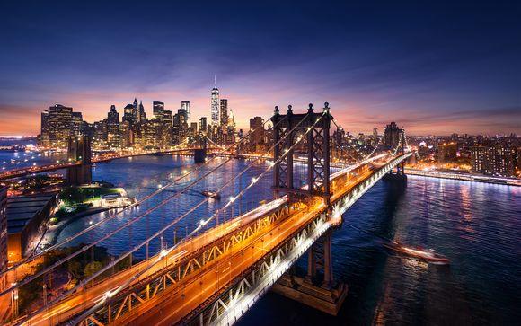 Rendez-vous... à New-York et Puerto Aventuras