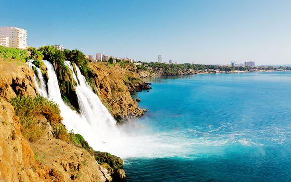 Rendez-vous...  dans le Golfe d'Antalya