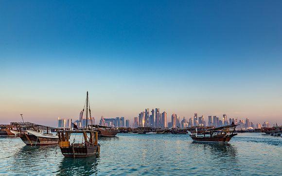 Circuit Découvertes Qatar et Thaïlande