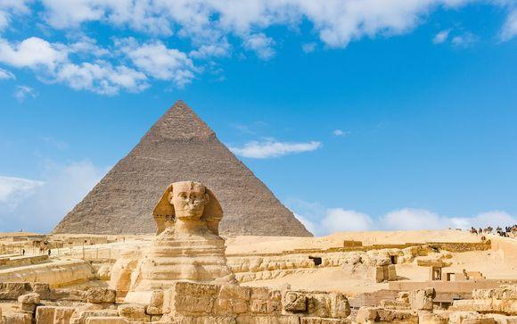 Sur les traces des pharaons...