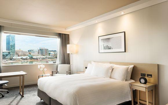 Poussez les portes de votre hôtel 4* à Sydney