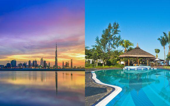 Combiné JA Ocean View Resort 4* et Méridien Maurice 4*