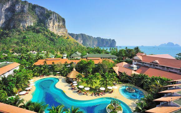 Combiné hôtels 4* : Column Bangkok et Aonang Villa Krabi