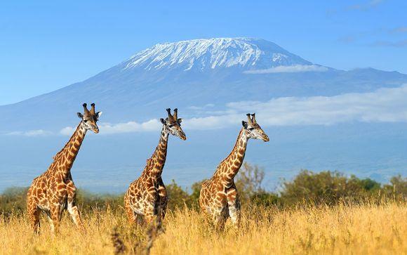 Circuit Merveilles du Kenya 10j/7n en 3 et 5* et séjour balnéaire possible