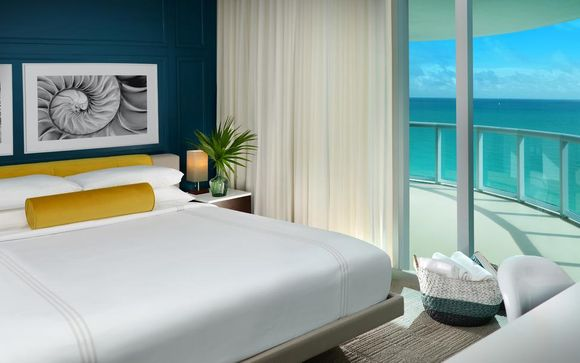 Poussez les portes de l'hôtel Sole Miami, A Noble House Resort à Miami 4*