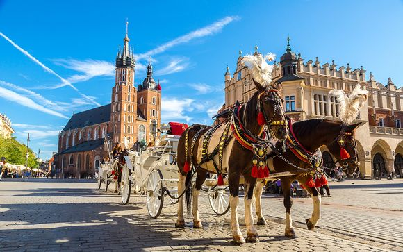 Pologne Cracovie - Armon Residence à partir de 55,00 € (55.00 EUR€)