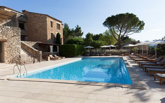 Le Mas des Herbes Blanches Hotel & Spa 5*