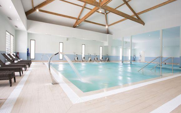 Hôtel et spa de Fontcaude 4*