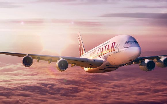 Offrez-vous le luxe d'un vol avec Qatar Airway