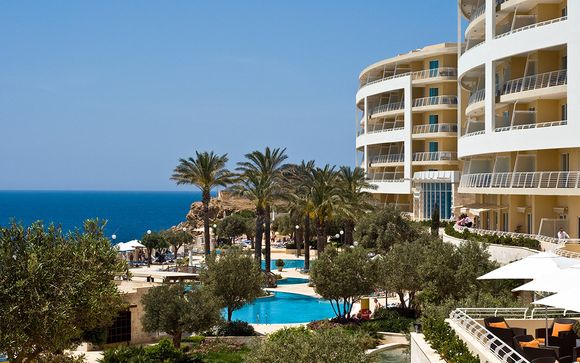 Hôtel Radisson Blu Resort & Spa - Malta Golden Sands 5*