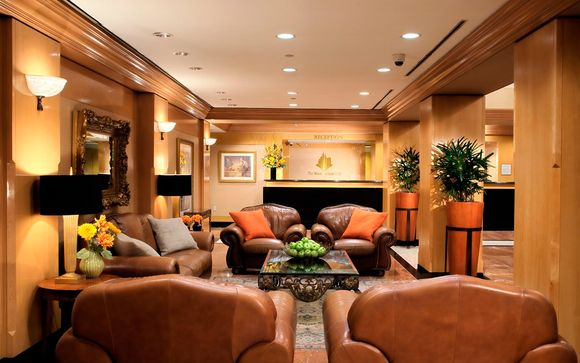Votre extension à l'hôtel Manhattan Club 4* à New-York