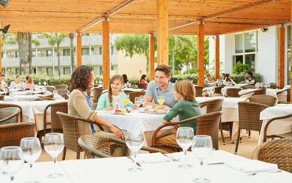 Poussez les portes du PortAventura Hotel Caribe 4*