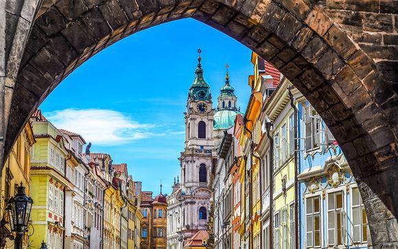 Hôtel mystère 5* à Prague