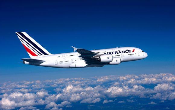 Offrez-vous le luxe de la cabine Business Air France