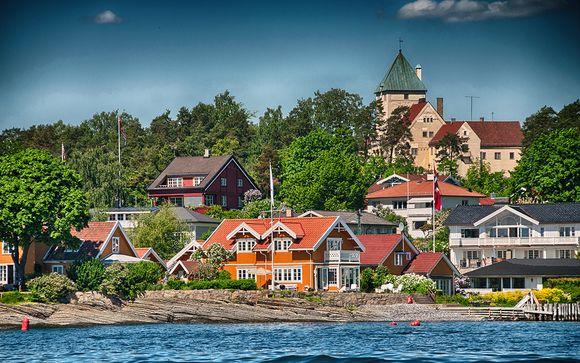 Rendez-vous... à Oslo et Tromso