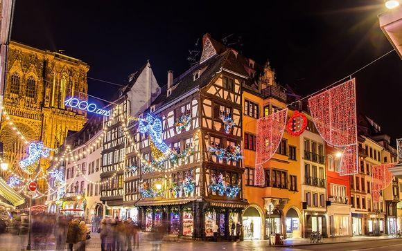 Hôtel D Strasbourg 4*