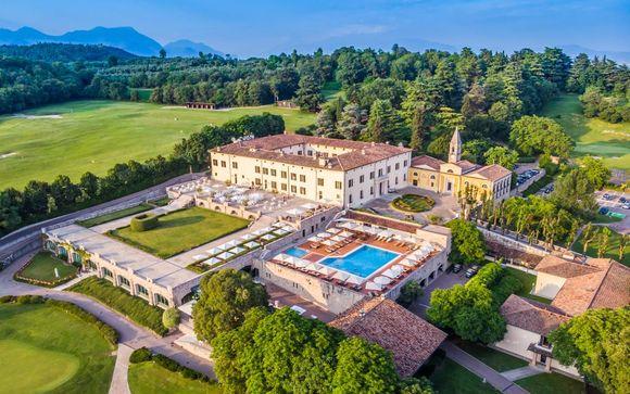 Hôtel Palazzo Arzaga Spa & Golf Resort 5*