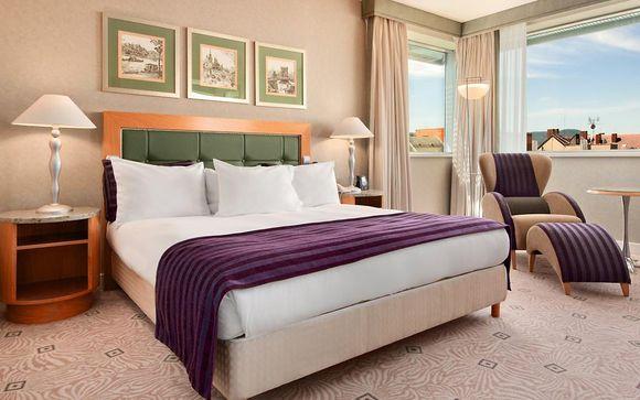 Hôtel Hilton Budapest City 5*