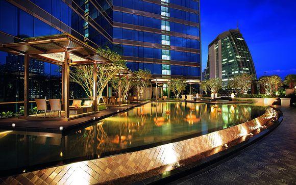 Votre pré-extension à Bangkok