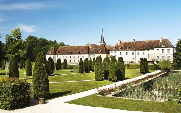 Château de Gilly 5*