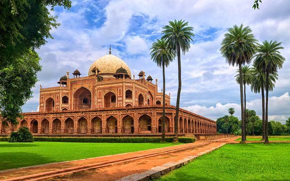 Circuit privatif au Taj Mahal et extension à Goa - 11 nuits