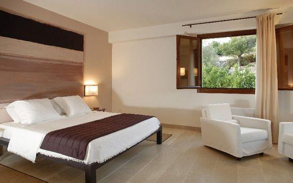 Poussez les portes de votre Hôtel Relais Parco Cavalonga