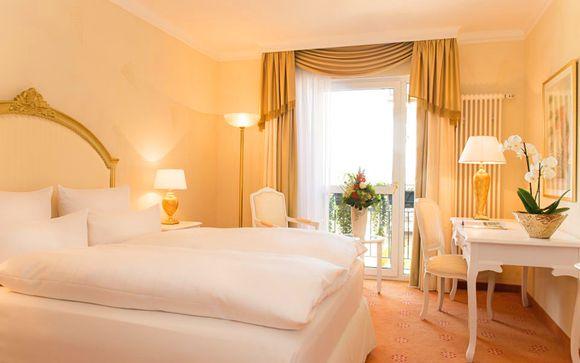 Poussez les portes du Victor's Residenz-Hotel Schloss Berg 5*