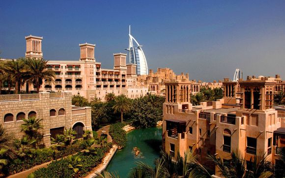 Poussez les portes du Jumeirah Al Qasr 5*